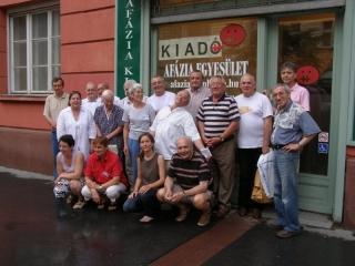 Búcsúzik az Afázia Egyesület a Damjanich utcából