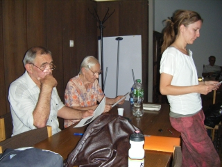 Az Erzsébetvárosi Közösségi Ház, Civil klubjában folytatódnak a szerdai órák